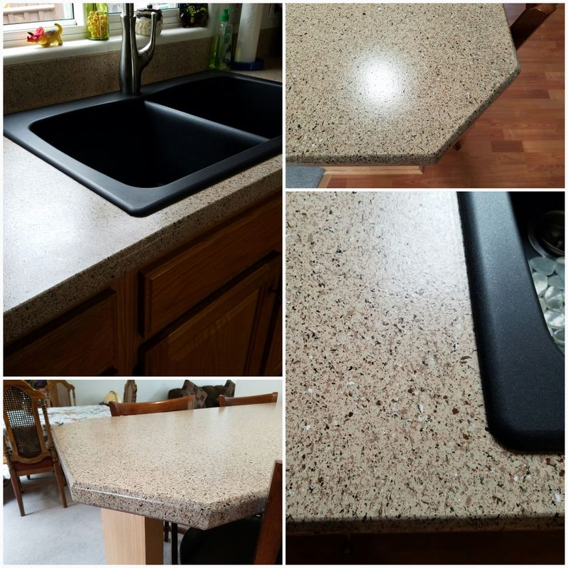 kitchen countertops resurfacing
