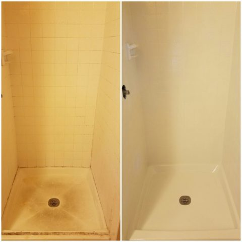 epxoy shower and tub resurfacing omaha