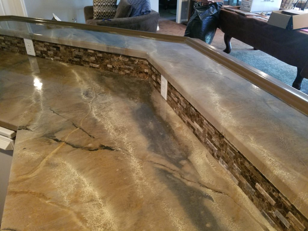 epoxy kitchen countertop resurfacing omaha