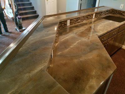epoxy resurfacing countertop