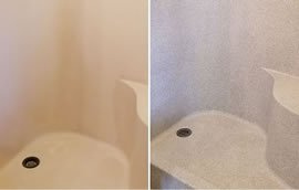 fiberglass shower resurfacing omaha