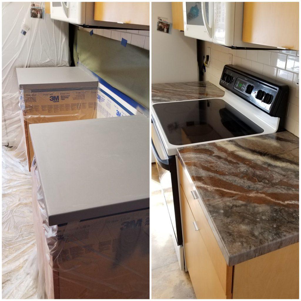 Kitchen Countertop Resurfacing | Renew Resurfacing