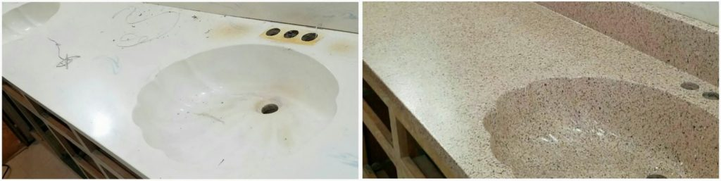 bathroom-vanities epoxy resurfacing
