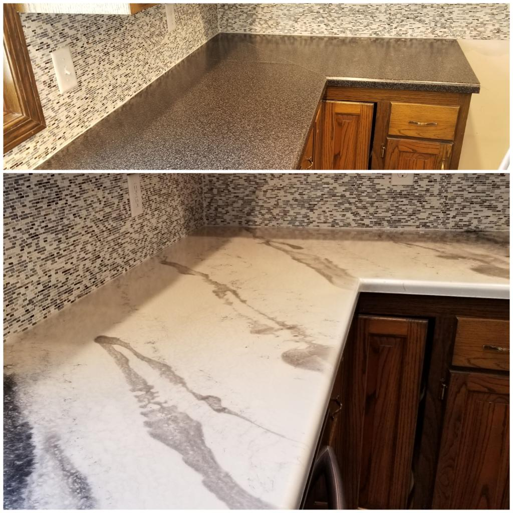 Epoxy Countertops Renew Resurfacing