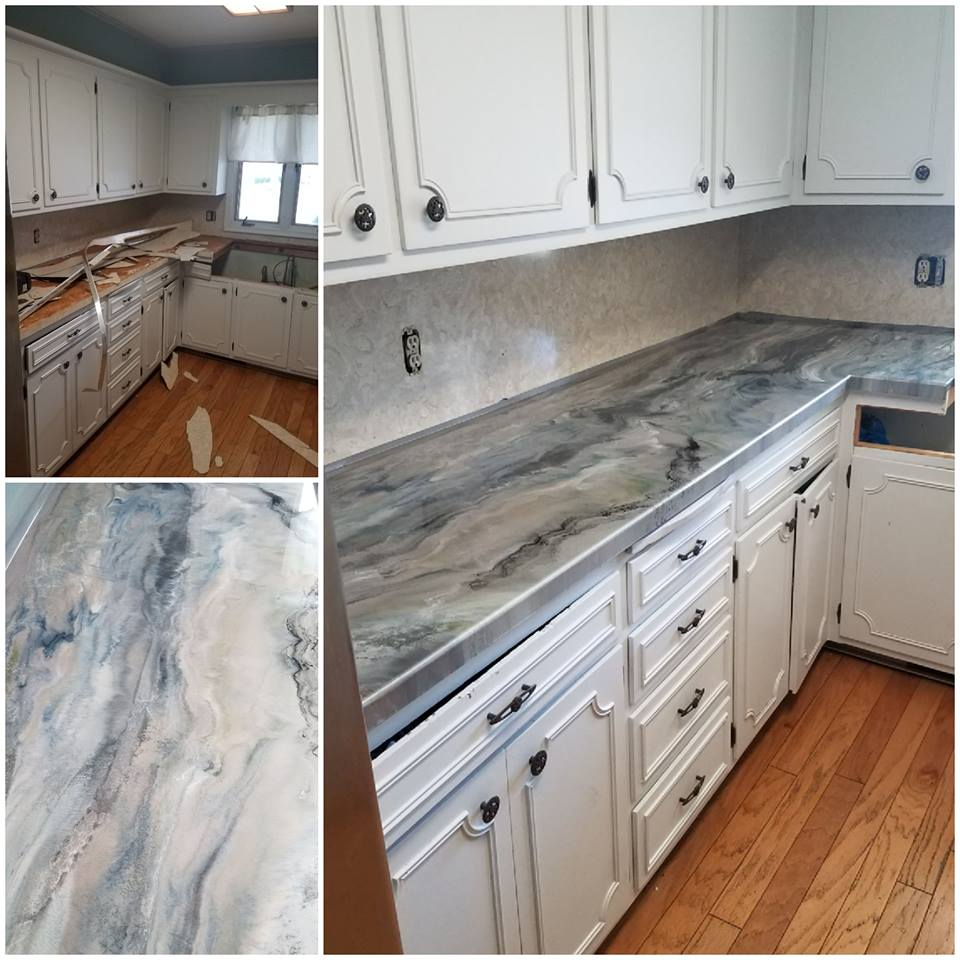 Epoxy Countertops | Renew Resurfacing