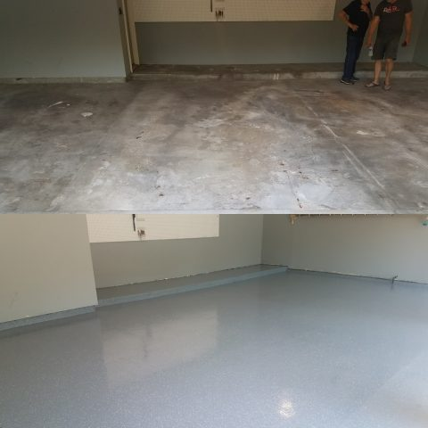 gararge floor resurfacing