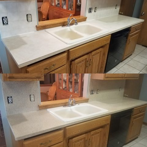 kitchen countertops epoxy resurfacing